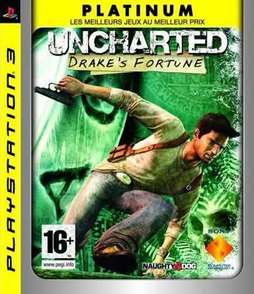 Uncharted: Drakes Schicksal - AT-PEGI Platinum (PS3)