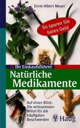 Ihr Einkaufsführer natürliche Medikamente