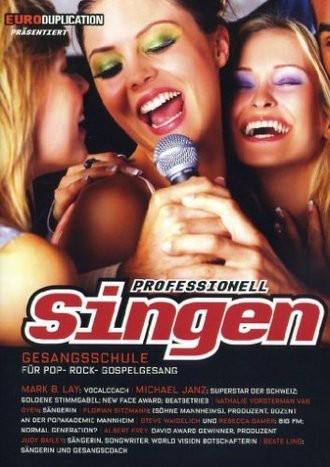 Professionell Singen - Gesangsschule