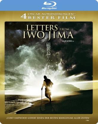 Letters from Iwo Jima (Steelbook) [Blu-ray]