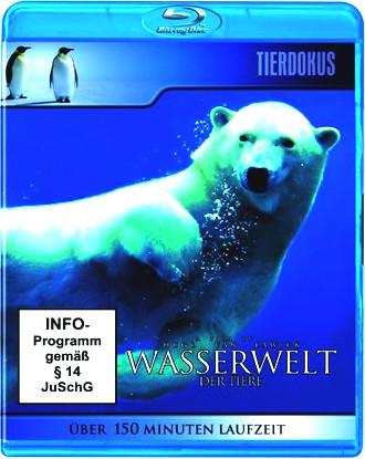 Hugo van Lawick - Wasserwelt der Tiere [Blu-ray]