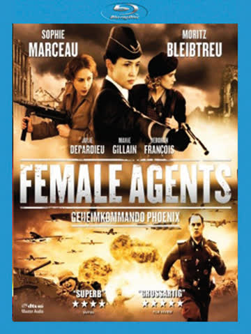 Female Agents - Geheimkommando Phoenix [Blu-ray] [Collector's Edition]