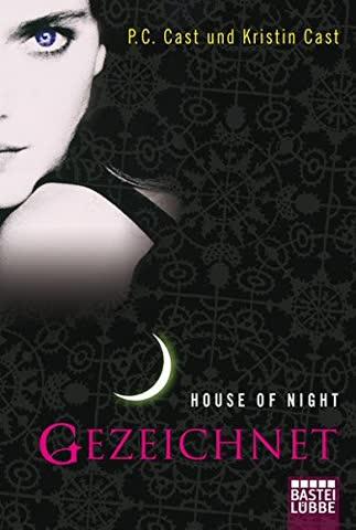 House Of Night -gezeichnet