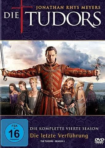 Die Tudors - Die komplette vierte Season [3 DVDs]