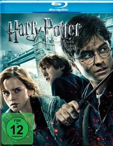 Harry Potter und die Heiligtümer des Todes Teil 1 [Blu-ray]