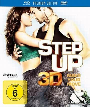 Step Up 3 (Limitierte 3D Premium Edition) [3D Blu-ray]