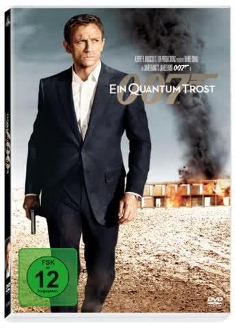"DVD "" Ein Quantum Trost"""