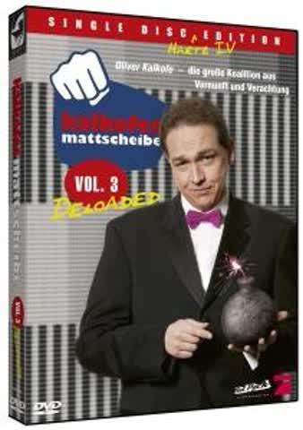 Kalkofes Mattscheibe - Vol. 3