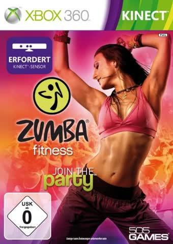 Zumba Fitness - Join the Party (Kinect)
