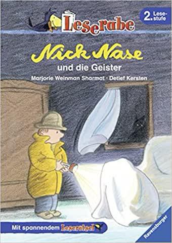 Nick Nase Und Die Geister - 2. Lesestufe