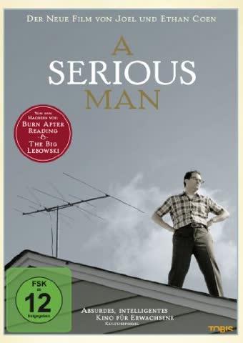 A SERIOUS MAN - VARIOUS [DVD] [2009]