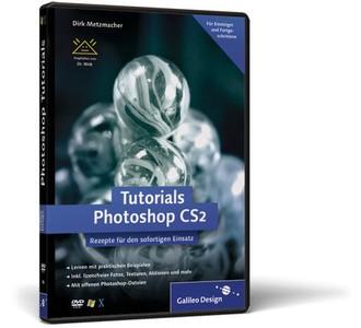 Adobe Photoshop CS2 Tutorials (DVD-ROM für Mac/PC)