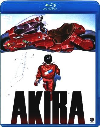 Akira [Blu-ray] [US-Import]