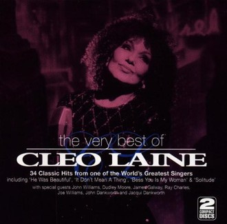 Cleo Laine - Best of Cleo Laine,the Very