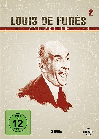 Louis De Funes Collection 2