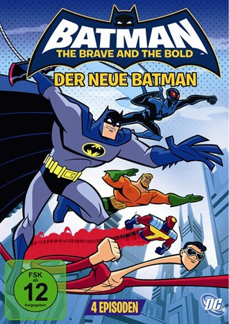 Batman: The Brave And The Bold - Vol. 1