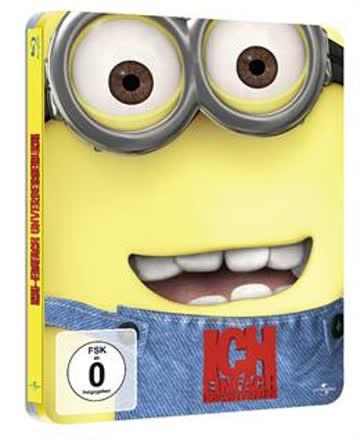 Ich - Einfach unverbesserlich - Limited Steelbook Edition [Blu-ray]