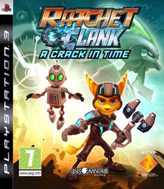 Ratchet Clank a crack in time