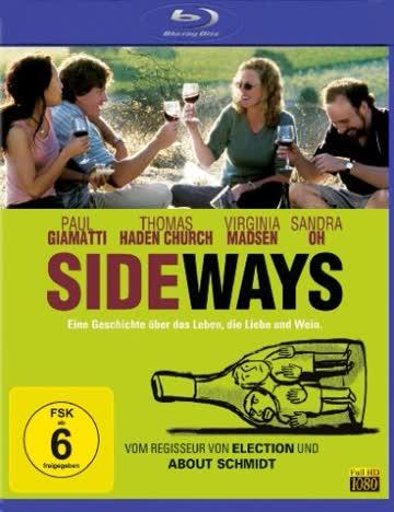 Sideways [Blu-ray]
