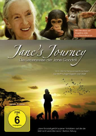 Jane's Journey - Die Lebensreise der Jane Goodall