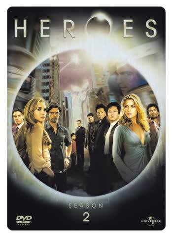 Heroes - Season 2 (Steelbook)