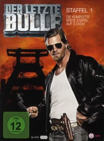 DVD DER LETZTE BULLE - STAFFEL 1