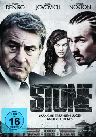 DVD * Stone [Import allemand]