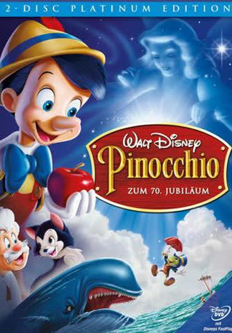 Pinocchio (2-Disc Premium Edition)