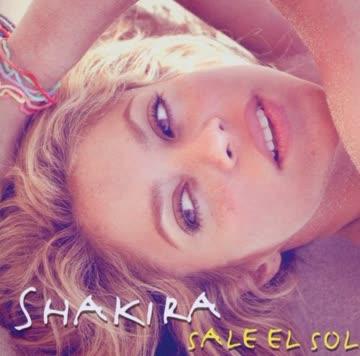 Shakira - Sale El Sol (German Version)