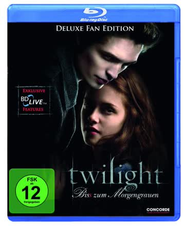Twilight 1 - Biss zum Morgengrauen (BR) Min: 122 DD5.1 WS [Import germany]