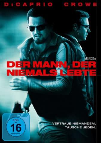 DVD * Der Mann, der niemals lebte [Import allemand]
