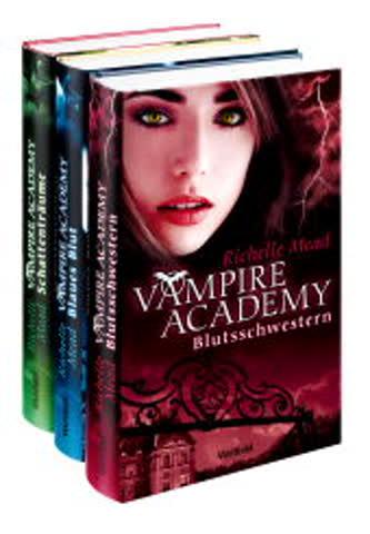Vampire Academy, Bd. 1-3