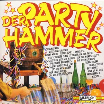 Various - Der Party Hammer