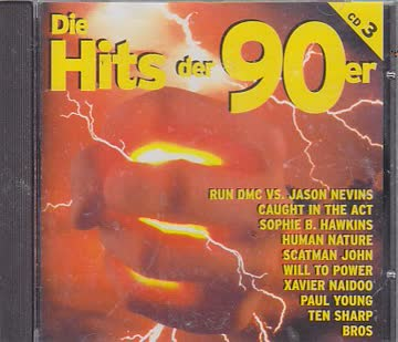 Various - Hits der 90er/Media Markt