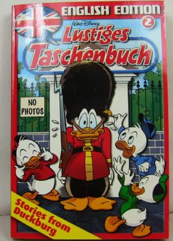 LTB Lustiges Taschenbuch English Edition 2