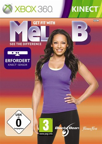 Get Fit With Mel B (Kinect Only)