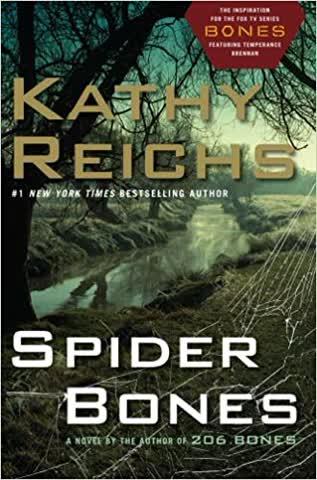 Spider Bones - A Novel