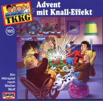 Tkkg - 165/Advent Mit Knall-Effekt