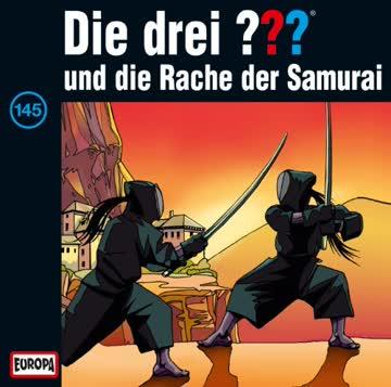 Die drei ???, Folge 145: und die Rache der Samurai