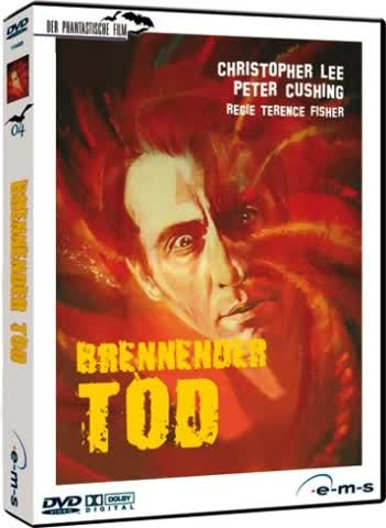 Brennender Tod / Night of the Big Heat - German Release (Language: German and English)