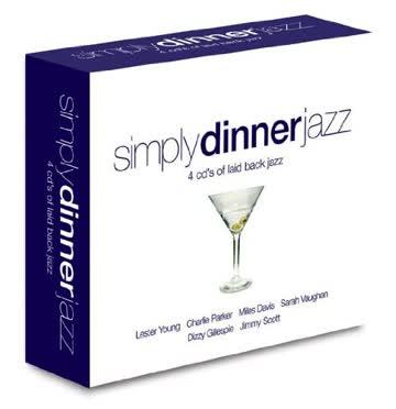 Various - Simply Dinner Jazz