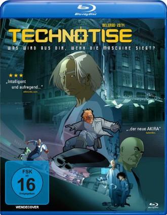 Technotise (+ Copy to GO) [Blu-ray]