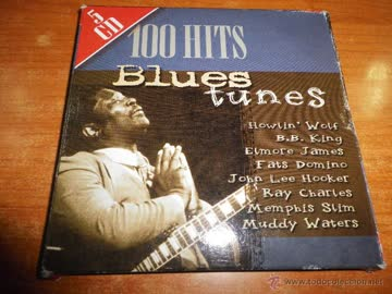 Various Artists - 100 Hits Blues Tunes