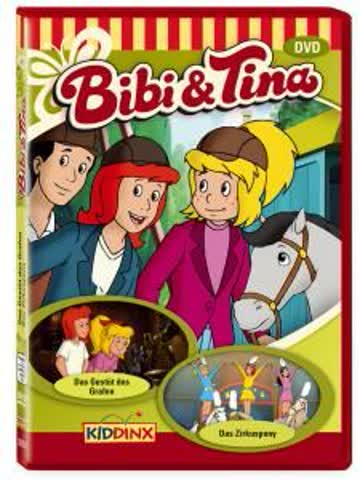 Bibi&Tina: Das Zirkuspony/ Die geheimnisvolle Statue
