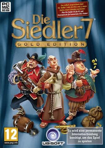 Die Siedler 7 Gold [AT PEGI] - [PC]