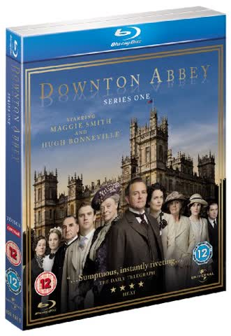 Downton Abbey - Complete Series 1 [Blu-ray] [UK Import]