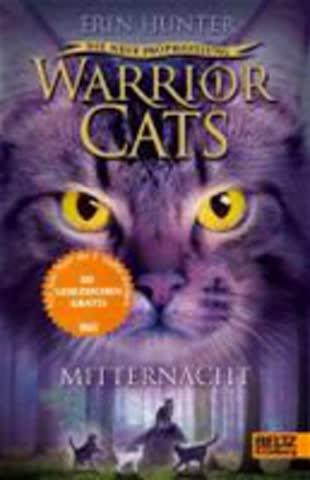 Warrior Cats - Die Neue Prophezeiung 1. Mitternacht