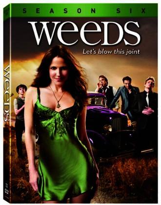 Weeds: Season 6 (3pc) / (Ws Ac3 Dol) [DVD] [Region 1] [NTSC] [US Import]
