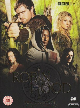 Robin Hood - Series 3 [5 DVDs] [UK Import]