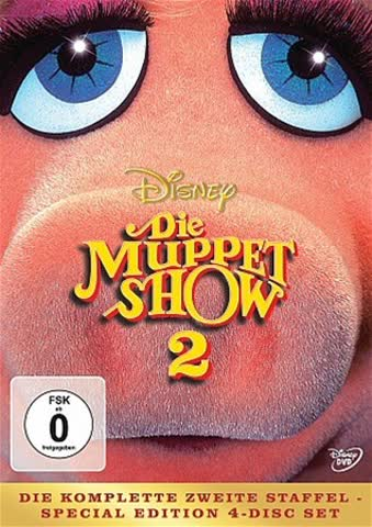 Die Muppet Show - 2. Staffel